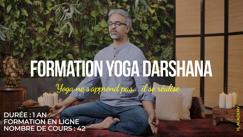 formation yoga philosophie méditation