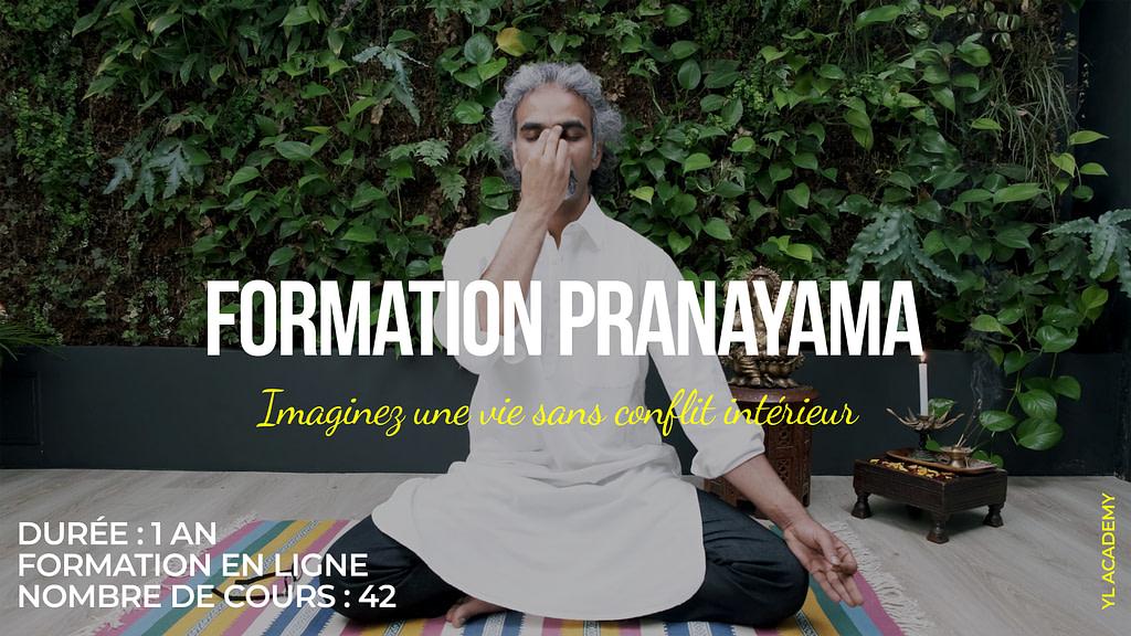 formation yoga respiration pranayama