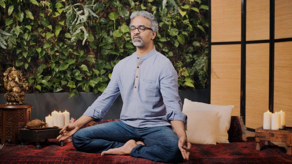Méditation sur Aum