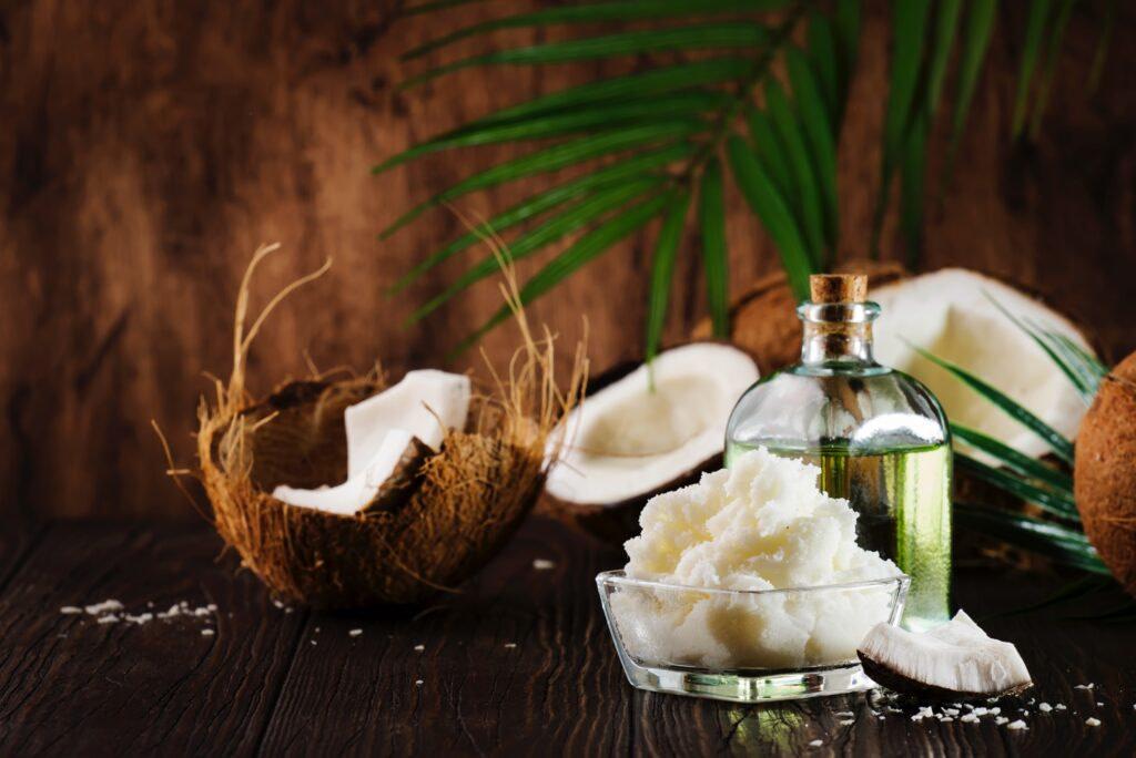 Huile de Coco - bienfaits et contre-indications