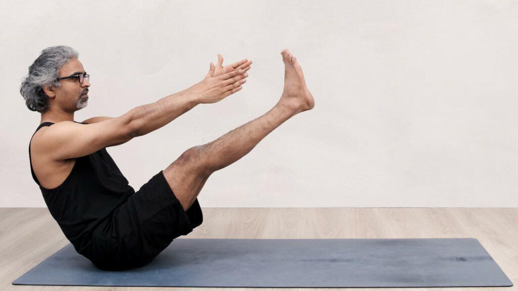 pratique de yoga pour le système digestif
