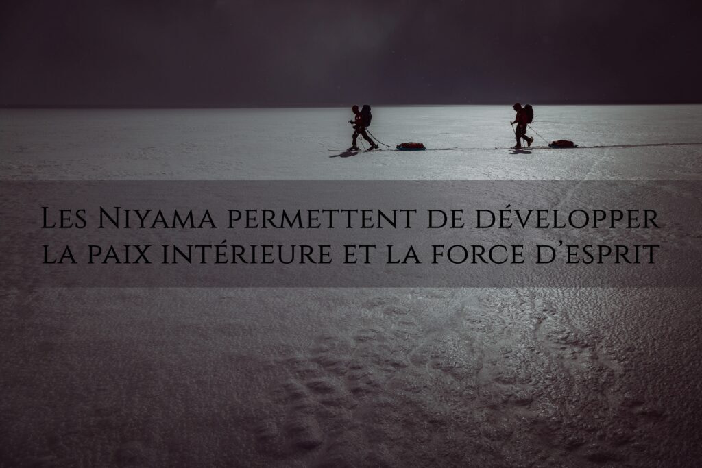 niyama (observances) de yoga