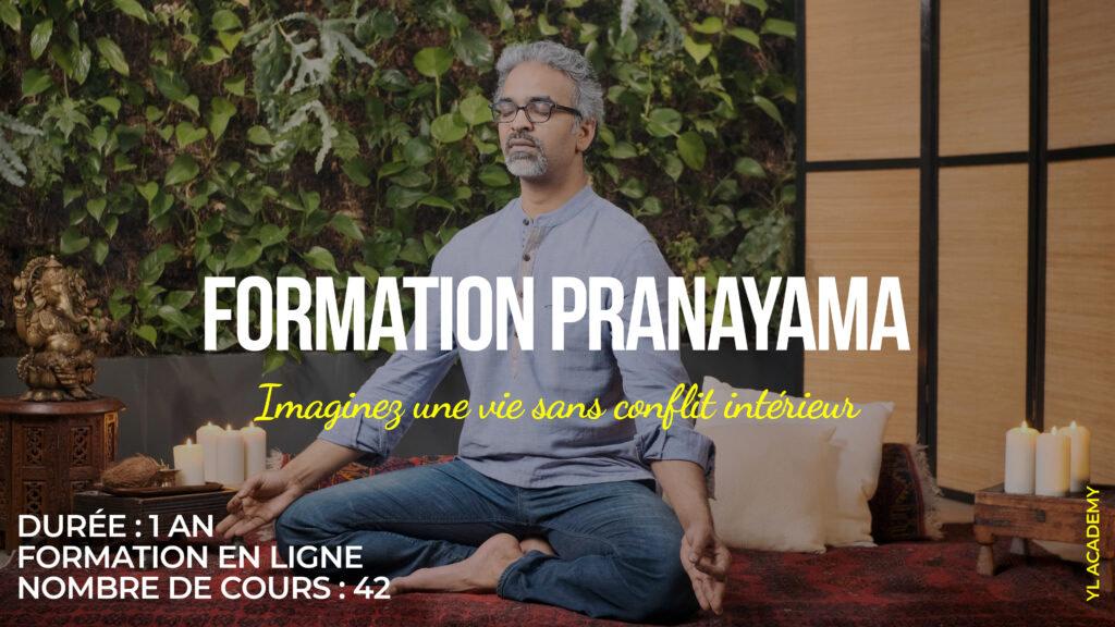 Formation pranayamas