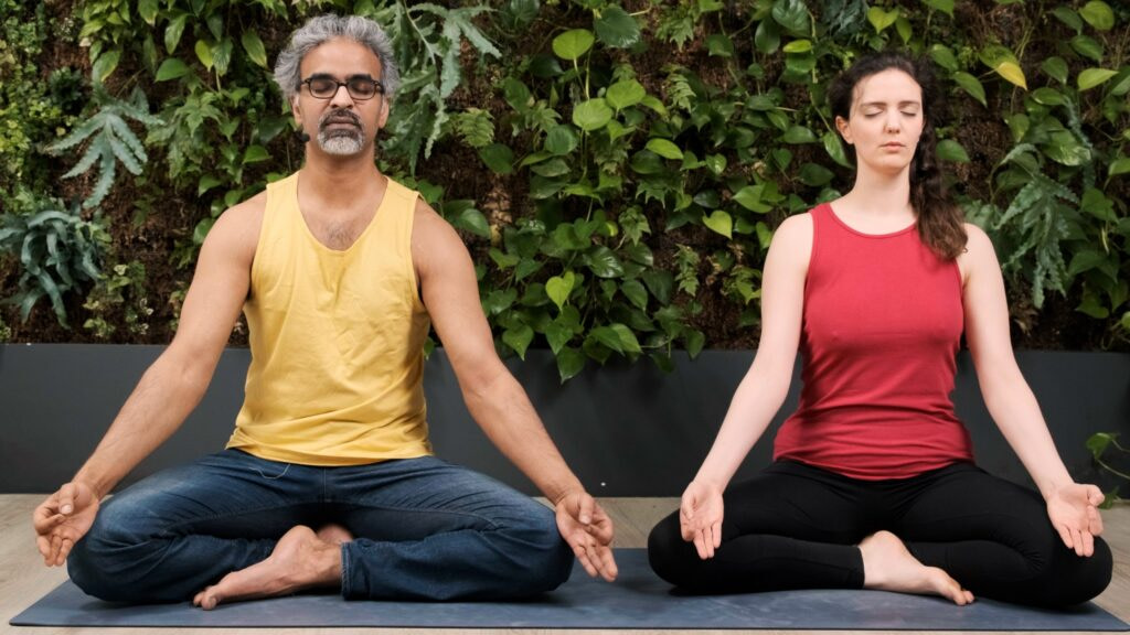 Pratique : mantra en posture