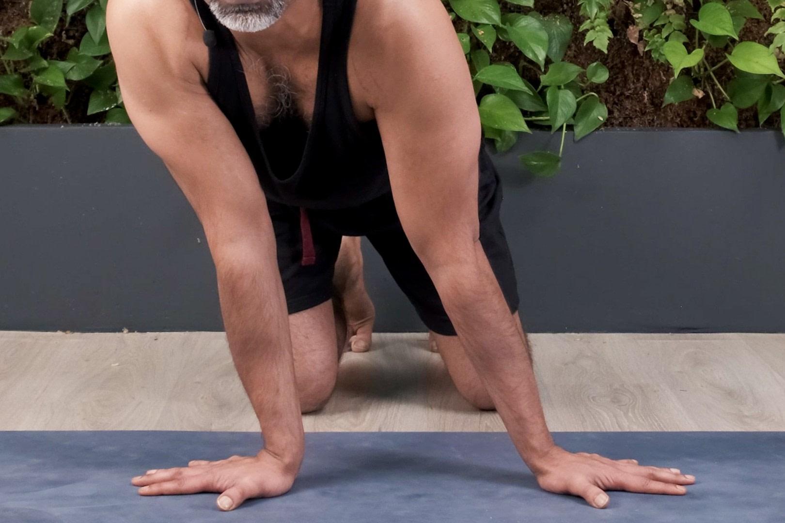 Entretenir les poignets - travailler la mobilité