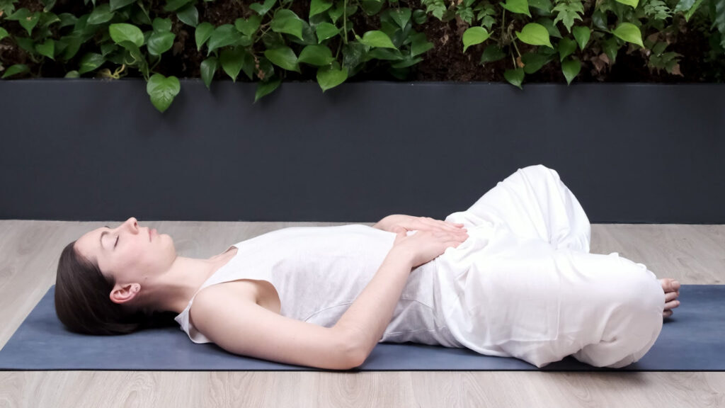 Mieux dormir avec Yoga