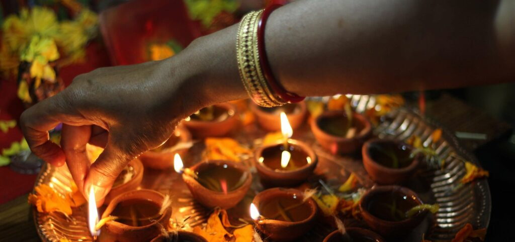 Diwali 2019 La naissance de Laxmi