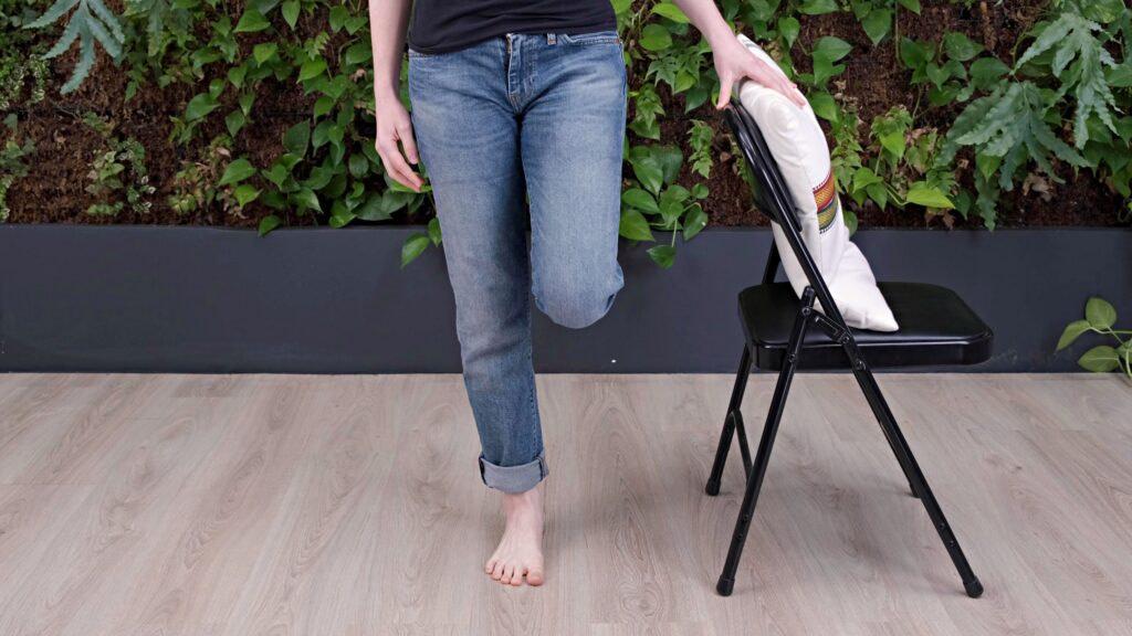 Renforcement et mobilité des chevilles